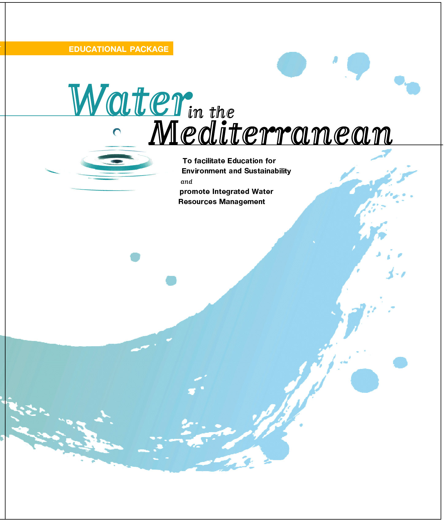 water in the meditreterranean