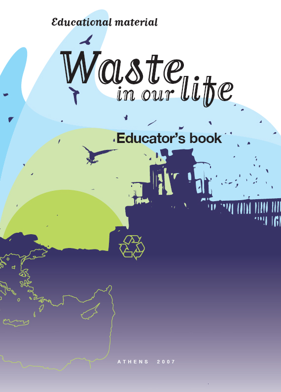 waste educator book
